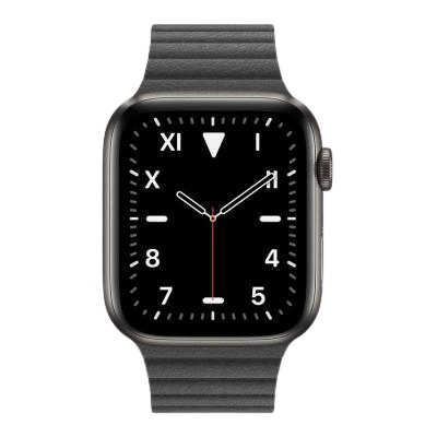 watch series 5 40mm titanium gps and cellular